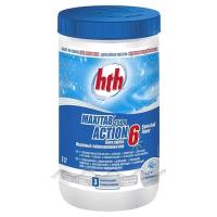 Многофункциональные таблетки 6 в 1 (HTH) 1 кг