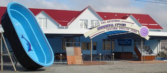 Спа бассейны в Крыму и Симферополе предлагает Мир Спа